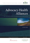 Advocacy-Health Alliances Report
